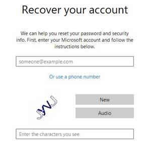 Wachtwoord in Windows 8.1 is verlopen